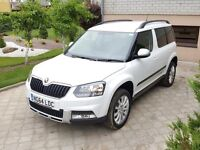 2015 Skoda Yeti Outdoor 1.2 TSI, DSG Automatic Cat D