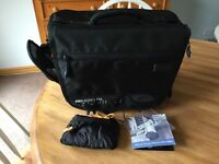 Black Camera Bag LIKE NEW WITH TAGS