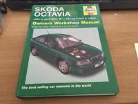 Haynes Manual for Skoda Octavia Mk1