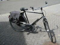 Gents Dapper Iconic Cool Dutchie Bicycle 3 Speed With Extras
