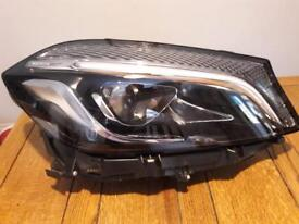 Mercedes Benz A class W176 drivers side head light/lamp A1769069200