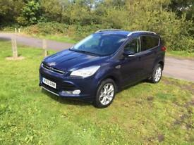 Ford Kuga Titanium tdci Powershift