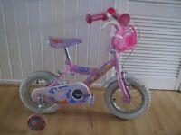 Pepa Pig Bike for a girl 12 inch