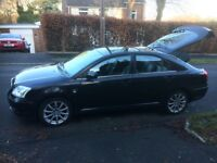 Toyota avensis 2.0vvti t spirit top model all leather/electric,well looked after.