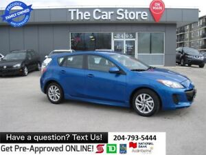 2013 Mazda MAZDA3 GS, BLUETOOTH, USB