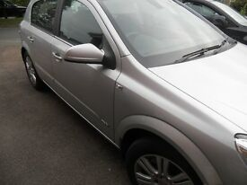 Vauxhall Astra 1.9cdti. 6 speed gearbox. Only 48000 miles. Excellent condition. good spec..