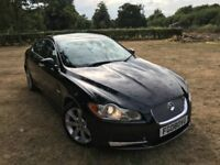 JAGUAR XF 2.7D BITURBO LUXURY REMMAPED 255BHP 140K LOOKS AND DRIVES GREAT PX WELCOME