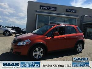2011 Suzuki SX4 JX AWD Power PKG Alloy wheels Kitchener / Waterloo Kitchener Area image 1