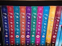 Friends season 1-10 box sets