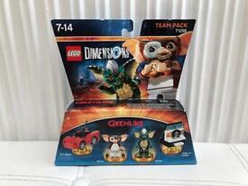 Lego Dimensions Gremlins Team Pack BNIB