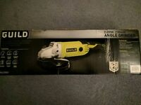Guild 2000W Angle grinder