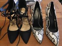 Women's high heels size 5