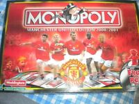 Manchester United Monoply