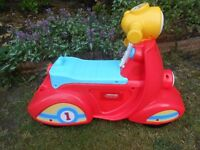 Fisher Price Smart Stages Scooter