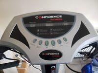 Confidence fitness vibration plate