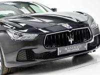 Maserati Ghibli DV6 (black) 2016-01-11