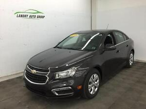 2016 Chevrolet Cruze Limited LT Lease Back