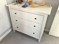IKEA Hemnes 3-Drawer Unit for sale