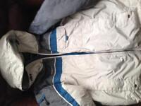 Men's Columbia sport winter jacket size small