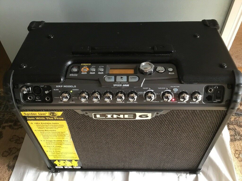 Line 6 Spider Jam Guitar Amplifier | in Norwich, Norfolk | Gumtree