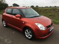 2007 SUZUKI SWIFT – 1.2 TURBO DIESEL – MANUAL