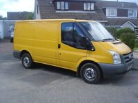 Ford Transit 260 Swb Lrv 85ps 1 Previous owner