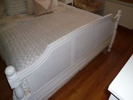 custome made bed frame for 6ft dbl