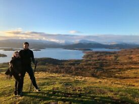 Young Couple searching for 2-bedroom flat/small cottage in area between Pitlochry and Newtonmore