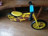 Nicko Giraffe Balance Bike