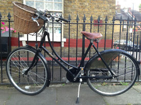Beautiful pashley princess bicycle with brookes saddle, great condition!