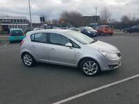 2008 VAUXHALL CORSA 1.2 5 DOOR DESGIN LADY OWNER, 12 MONTHS M.O.T, SERVICE HISTORY