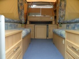 Conway Countryman 2001 Folding camper/trailer tent