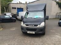 Ivego daily Luton van with taillift BARGIN no vat