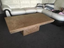 Barker & Stonehouse Marble Table