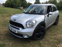 Mini Countryman cooper s Diesel. Low miles full service history very good condition