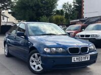 BMW 3 Series 1.8 316i Long MOT 3 Months Warranty + FINANCE AVAILABLE