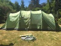 6 person tent great condition