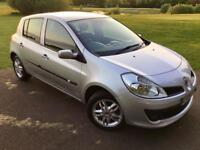Renault Clio 1.2L 5Dr In Mint Condition! FULL SERVICE HISTORY/1 Year MOT/HPI Clear