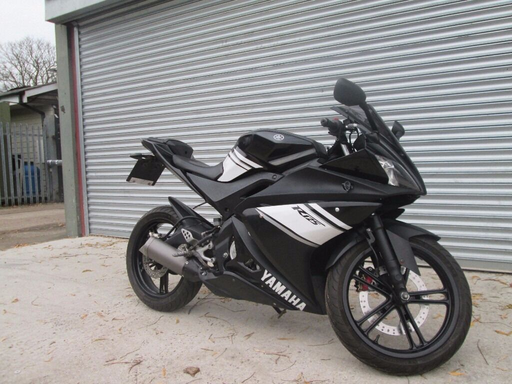 YAMAHA YZF R 125 2008 GOOD RUNNING BIKE IDEAL FIRST BIKE