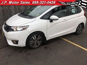 2016 Honda Fit EX-L, Navigation,, Leather, Heated Seats, Camera