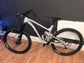 brand new Norco Sight A7.3 2017 Mountain Bike LARGE