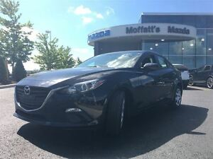 2015 Mazda MAZDA3 GX -, AIR, BLUETOOTH