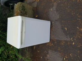 Small Indesit Fridge - Free collection only