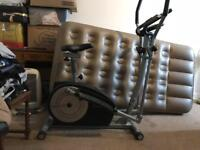 York XC530 2in1 Cross Trainer/Exercise Bike £100 used