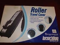 Flight cover for golf bag