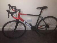 Btwin Triban 520 Road Bike W/ Accessories