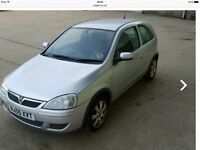 BREAKING Vauxhall Corsa 1.2 Energy 55 reg.