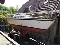 Friendship 22 Sailing Yacht - BARGAIN!