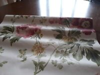 Laura Ashley wallpaper - 2 unused rolls