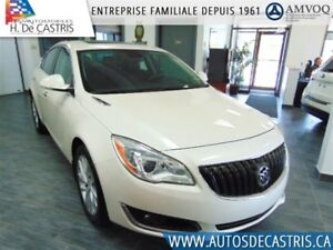 2014 Buick Regal PREMIUM*TURBO, AWD, CUIR, TOIT OUVRANT